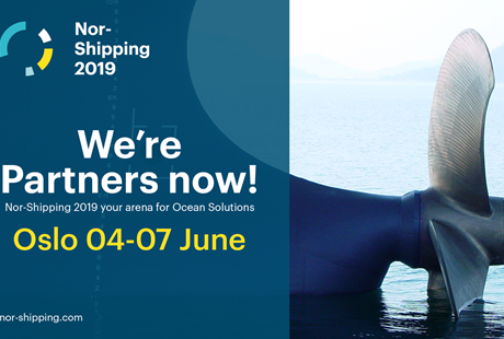 Meet us at Nor-Shipping 2019